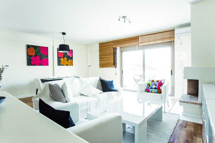 2 bedroom furnished apartment in Katinas Paxinou 4, Marousi, Athens, photo 1