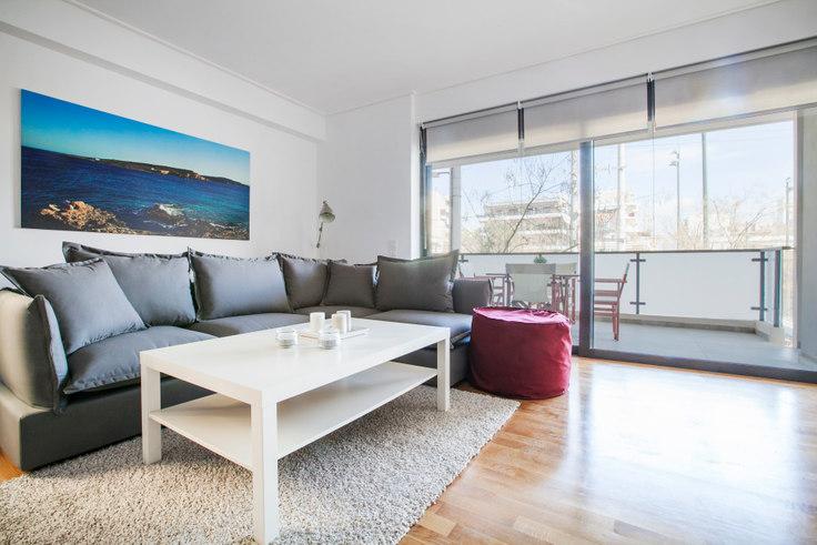 2 bedroom furnished apartment in Georgiou Vlachou 124, Neo Psychiko, Athens, photo 1