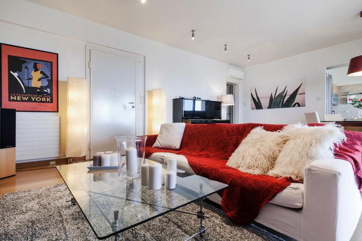 2 bedroom furnished apartment in Aidiniou II 148, Glyfada, Athens, photo 1