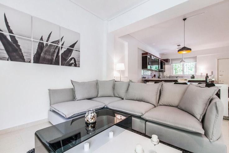 3 bedroom furnished apartment in Nikitara 175, Agia Paraskevi, Athens, photo 1