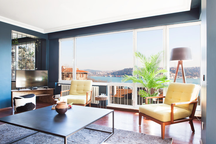 2 bedroom furnished apartment in Dilek - 29 29, Bebek, Istanbul, photo 1
