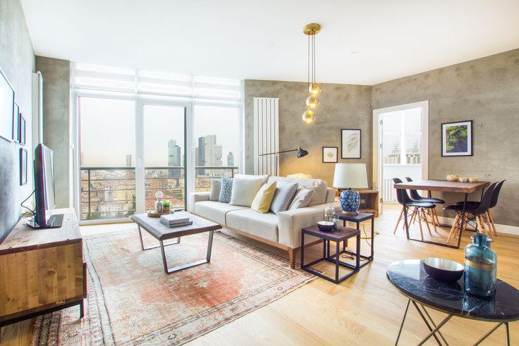 1 bedroom furnished apartment in Selenium Panorama - 40 40, Gayrettepe, Istanbul, photo 1