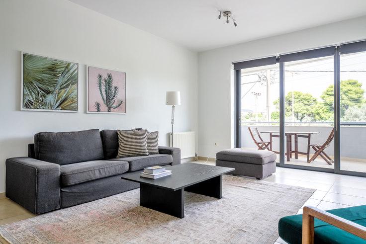 2 bedroom furnished apartment in Amarousiou Chalandriou I 5, Marousi, Athens, photo 1