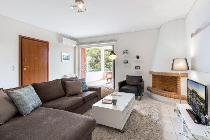 3 bedroom furnished apartment in Epidavrou 101, Marousi, Athens, photo 1