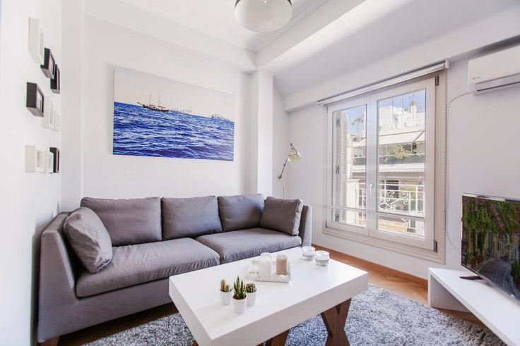 1 bedroom furnished apartment in Anagnostopoulou I 122, Kolonaki, Athens, photo 1
