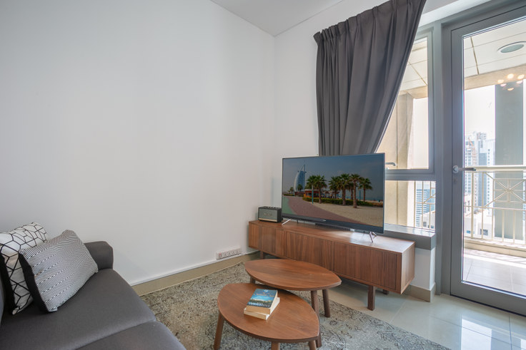 Studio furnished apartment in 29 Boulevard 1 Studio I 18, 29 Boulevard, Dubai, photo 1