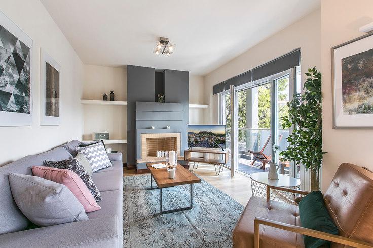 3 bedroom furnished apartment in Marathonodromou V 310, Psychiko, Athens, photo 1