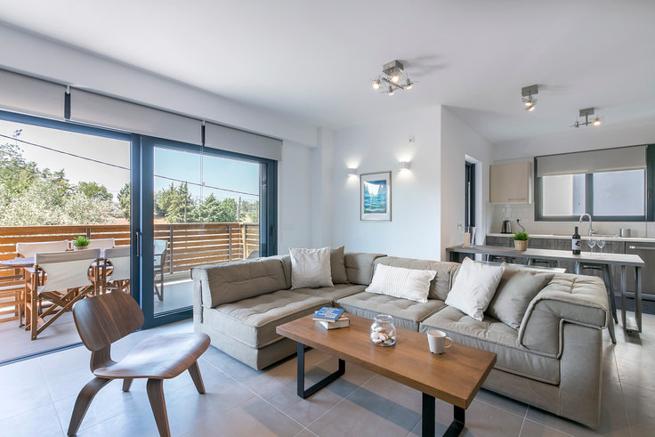 3 bedroom furnished apartment in Sarantaporou 324, Chalandri, Athens, photo 1