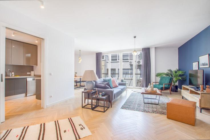 2 bedroom furnished apartment in Nişantaşı - 65 65, Nişantaşı, Istanbul, photo 1