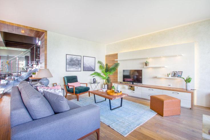 3 bedroom furnished apartment in Alkent - 68 68, Etiler, Istanbul, photo 1