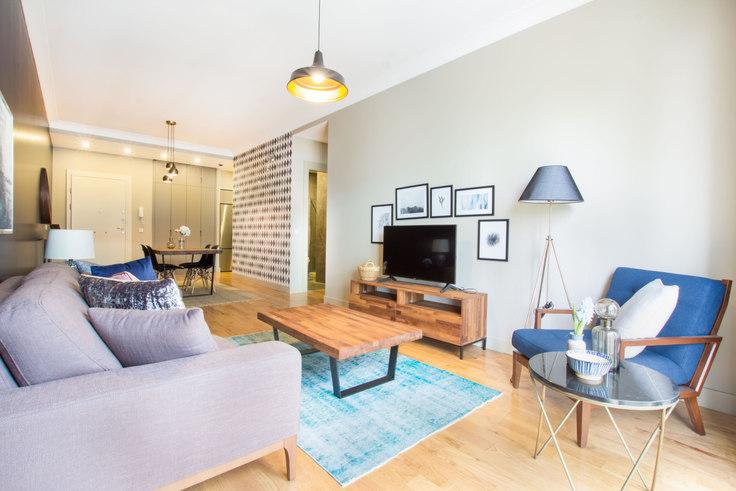 1 bedroom furnished apartment in Keten Bomonti - 83 83, Bomonti, Istanbul, photo 1
