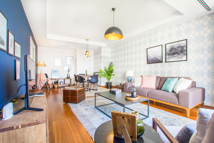 3 bedroom furnished apartment in Mashattan - 84 84, Maslak, Istanbul, photo 1
