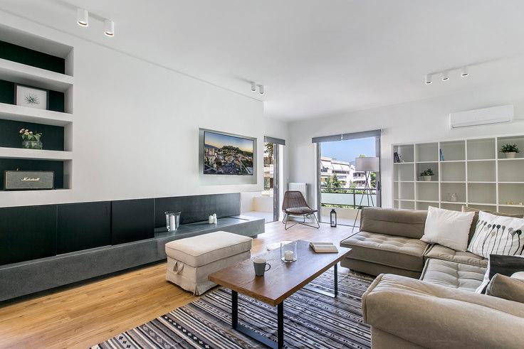 2 bedroom furnished apartment in Kolokotroni I 355, Agia Paraskevi, Athens, photo 1