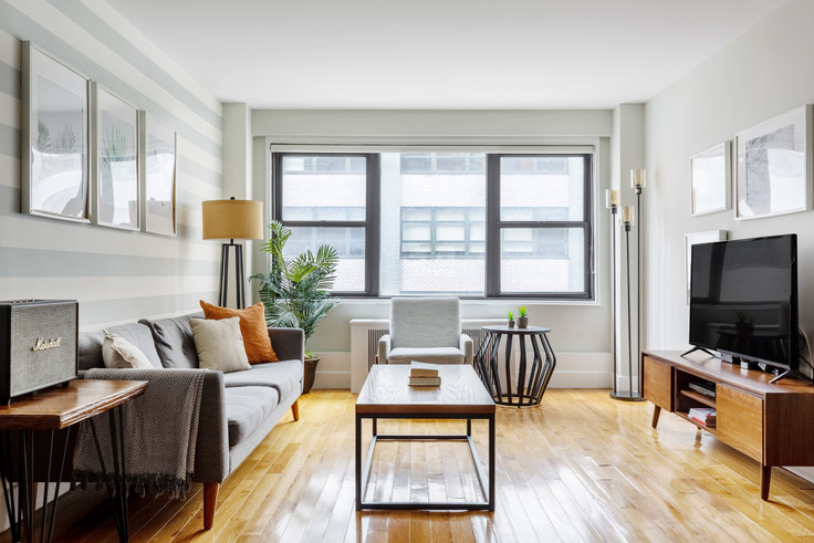 1 bedroom furnished apartment in Stonehenge 33, 141 E 33rd St 4, Kips Bay, New York, photo 1