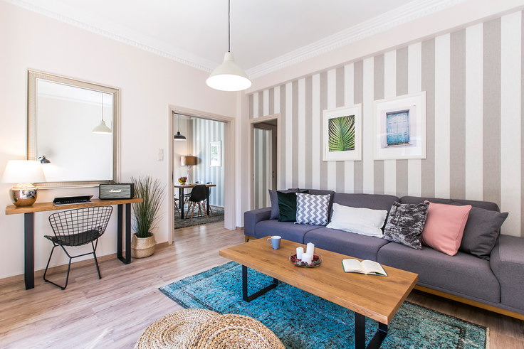 3 bedroom furnished apartment in Mpoumpoulinas I 374, Neo Psychiko, Athens, photo 1