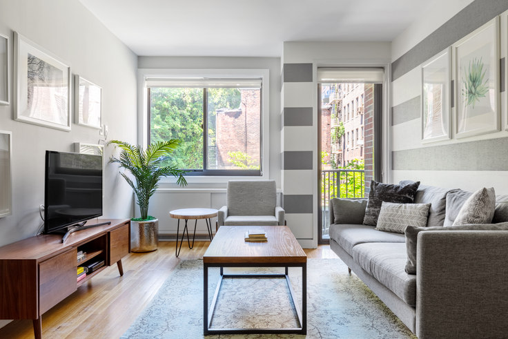 1 bedroom furnished apartment in 101W15, 101 W 15th St 7, Chelsea, New York, photo 1