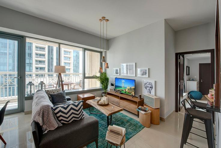 1 bedroom furnished apartment in 29 Boulevard 1 Apartment III 138, 29 Boulevard, Dubai, photo 1