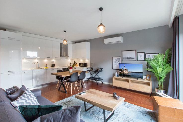 1 bedroom furnished apartment in Gelincik - 102 102, Etiler, Istanbul, photo 1