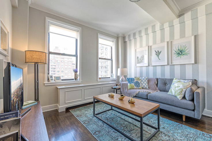 1 bedroom furnished apartment in Stonehenge 70, 210 W 70th St 16, Upper West Side, New York, photo 1