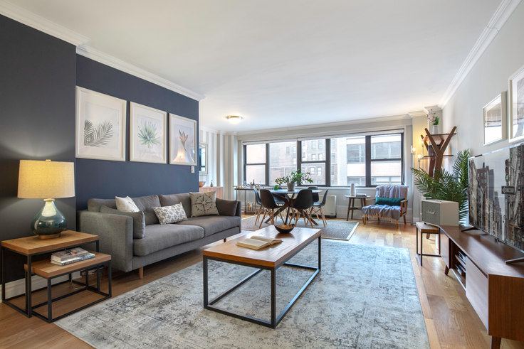 1 bedroom furnished apartment in Stonehenge 33, 141 E 33rd St 17, Kips Bay, New York, photo 1