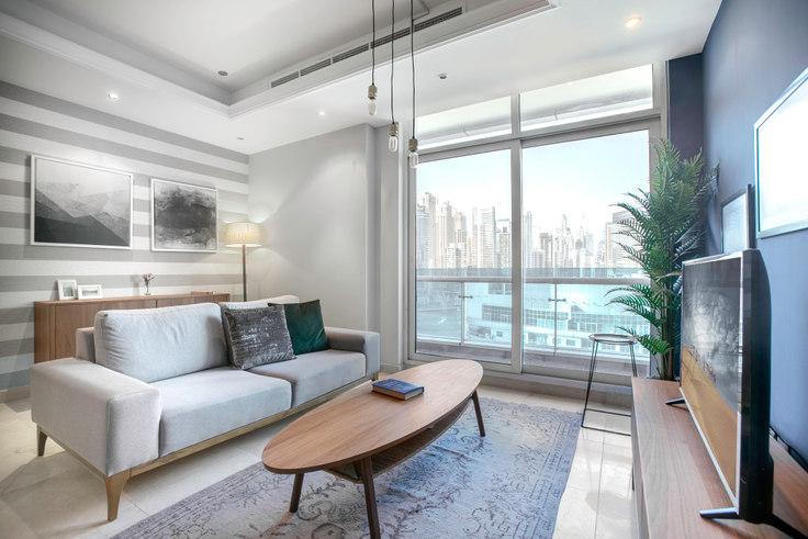 1 bedroom furnished apartment in Orra Marina Apartment V 147, Orra Marina, Dubai, photo 1