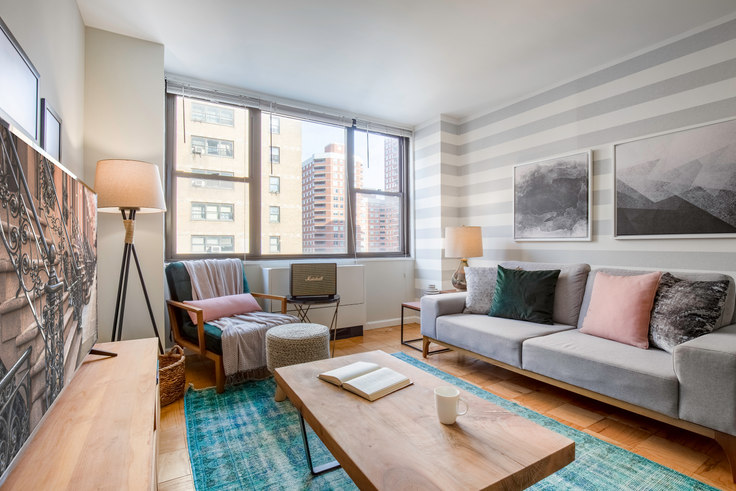1 bedroom furnished apartment in Parc East, 240 E 27th St 41, Kips Bay, New York, photo 1