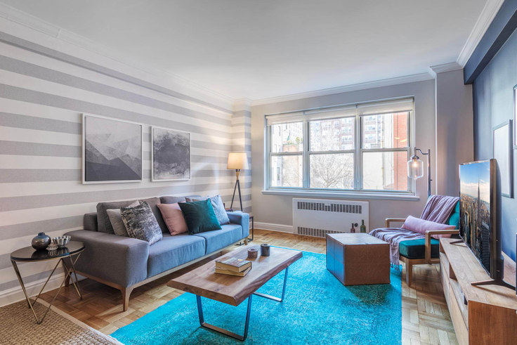 1 bedroom furnished apartment in 41 Park Ave 42, Murray Hill, New York, photo 1