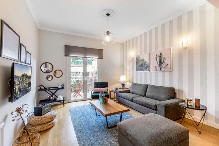 3 bedroom furnished apartment in Papadiamantopoulou 424, Vasilissis Sofias Avenue, Athens, photo 1