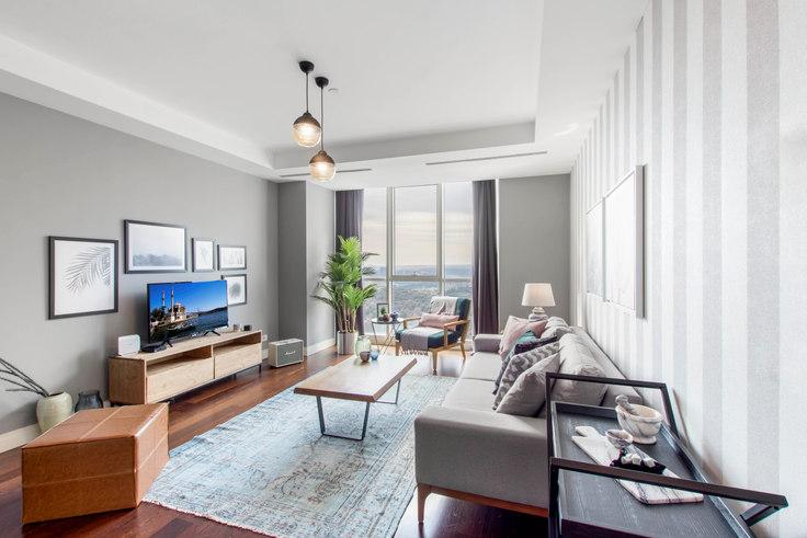 2 bedroom furnished apartment in Mashattan - 130 130, Maslak, Istanbul, photo 1