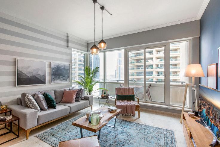 1 bedroom furnished apartment in Al Majara Apartment 192, Al Majara, Dubai, photo 1