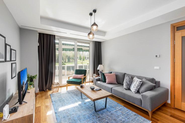 2 bedroom furnished apartment in Mashattan - 134 134, Maslak, Istanbul, photo 1