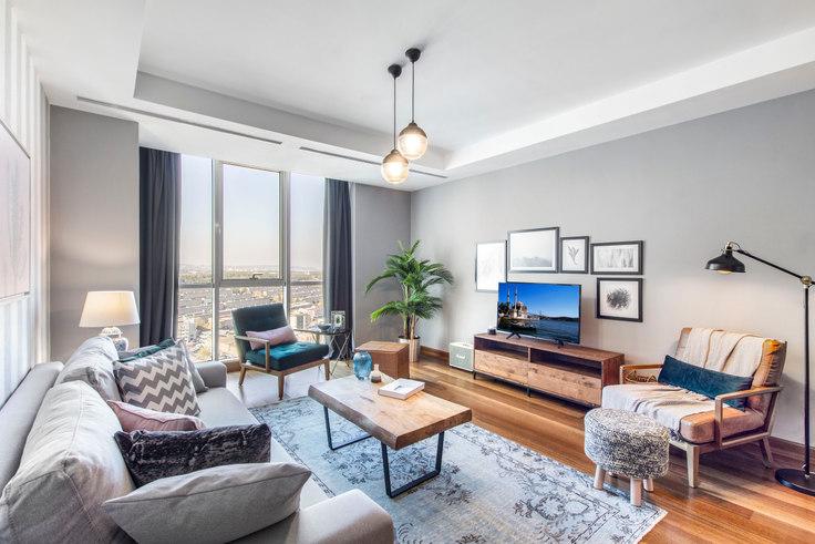 3 bedroom furnished apartment in Mashattan - 140 140, Maslak, Istanbul, photo 1
