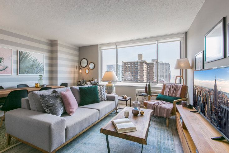 1 bedroom furnished apartment in 480 Kips Bay Court, 480 2nd Ave 60, Kips Bay, New York, photo 1