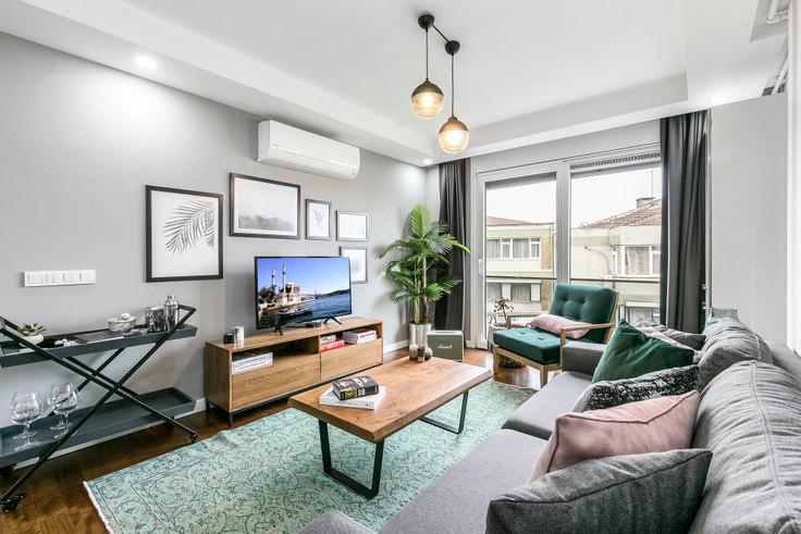 2 bedroom furnished apartment in Emek - 144 144, Etiler, Istanbul, photo 1