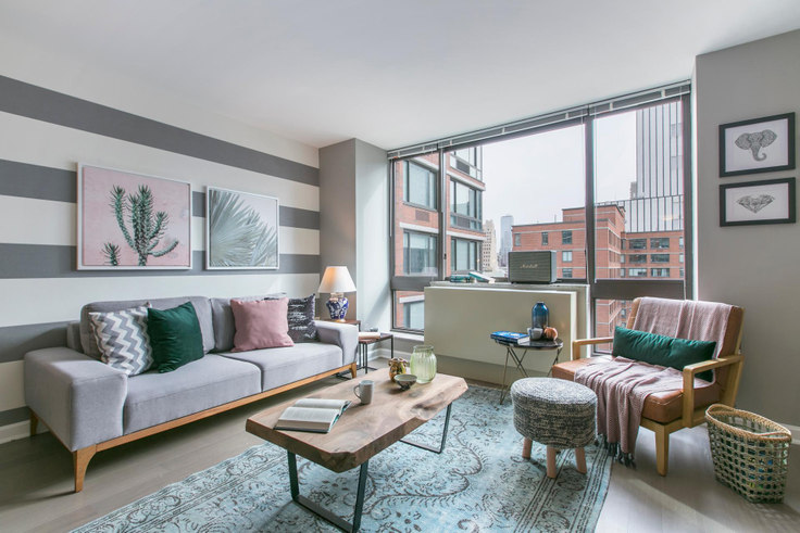 1 bedroom furnished apartment in The Westport, 500 W 56th St 76, Midtown West, New York, photo 1