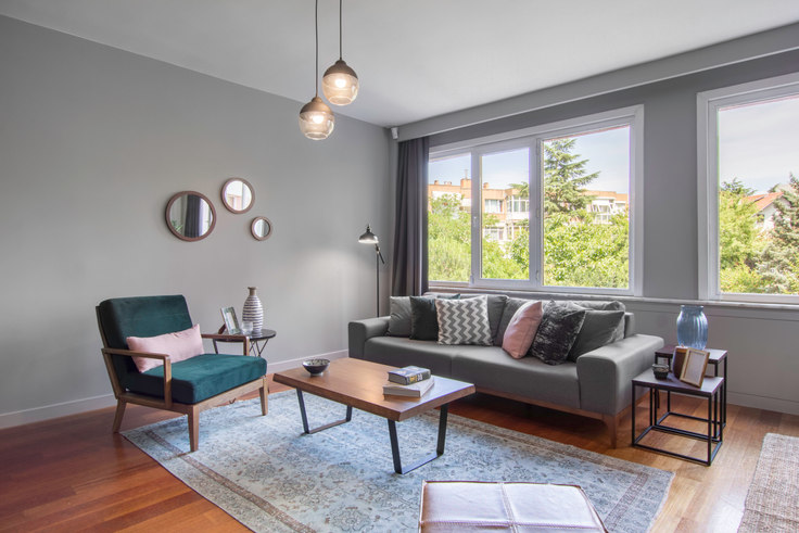 2 bedroom furnished apartment in Yıldız - 149 149, Etiler, Istanbul, photo 1
