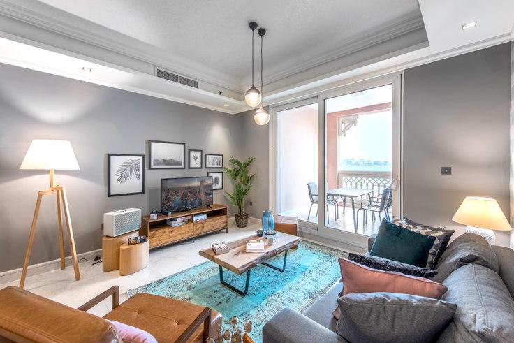 2 bedroom furnished apartment in The Grandeur Residences  Apartment I 230, The Grandeur Residences Mughal, Dubai, photo 1