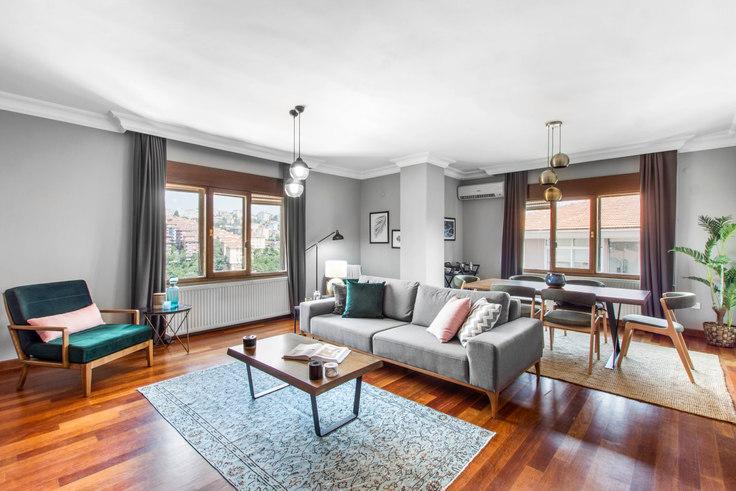 3 bedroom furnished apartment in Aydın - 152 152, Levazım, Istanbul, photo 1