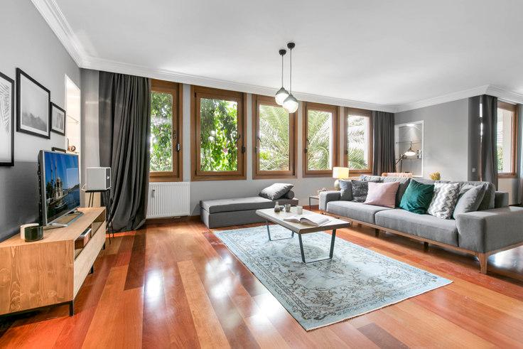 3 bedroom furnished apartment in Dogakent - 162 162, Ulus, Istanbul, photo 1