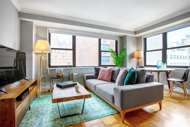 Studio furnished apartment in Stonehenge 33, 141 E 33rd St 139, Kips Bay, New York, photo 1