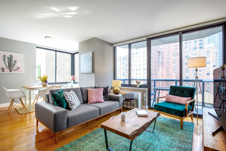 1 bedroom furnished apartment in The Ritz Plaza, 235 W 48th St 141, Midtown, New York, photo 1