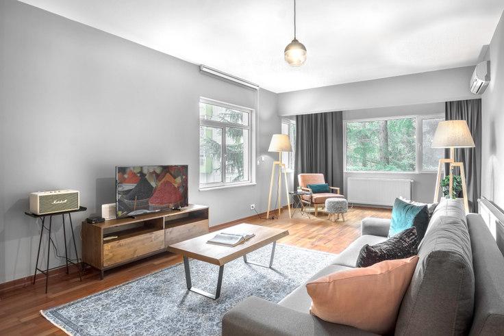 2 bedroom furnished apartment in Türksan - 171 171, Etiler, Istanbul, photo 1