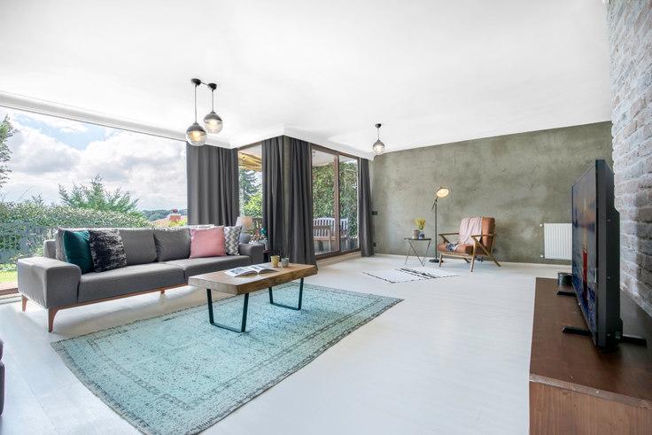 3 bedroom furnished apartment in Tanova - 172 172, Bebek, Istanbul, photo 1