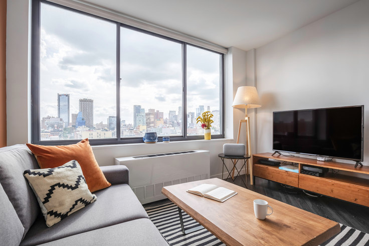 1 bedroom furnished apartment in 250 E Houston St 150, East Village, New York, photo 1