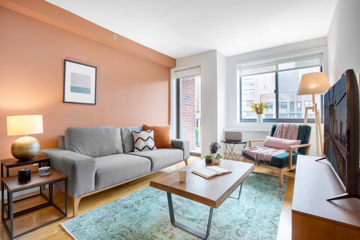 1 bedroom furnished apartment in 101W15, 101 W 15th St 158, Chelsea, New York, photo 1
