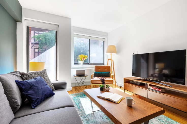 1 bedroom furnished apartment in 101W15, 101 W 15th St 162, Chelsea, New York, photo 1