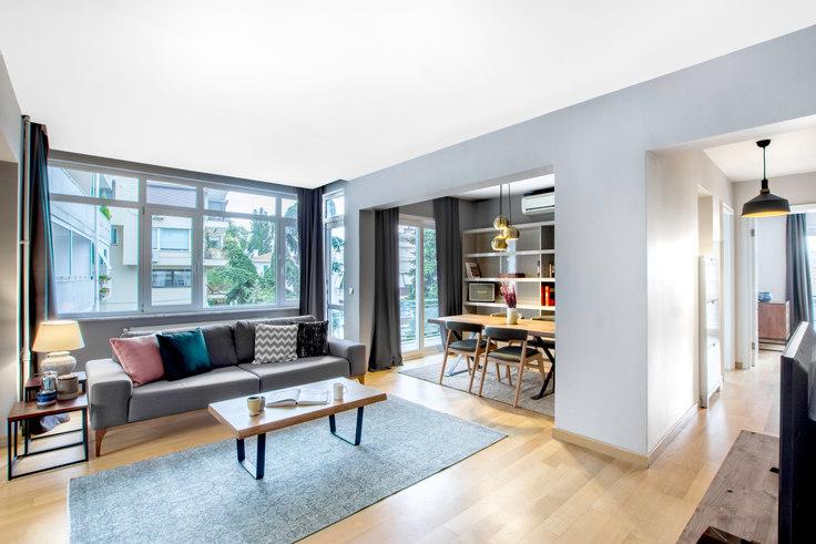 2 bedroom furnished apartment in Ilknur - 176 176, Bebek, Istanbul, photo 1