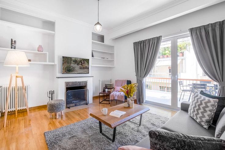 2 bedroom furnished apartment in Sisini I 524, Vasilissis Sofias Avenue, Athens, photo 1