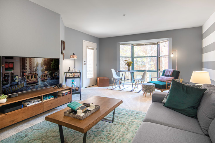 1 bedroom furnished apartment in 1 Bayside Village Pl 51, South Beach, San Francisco Bay Area, photo 1