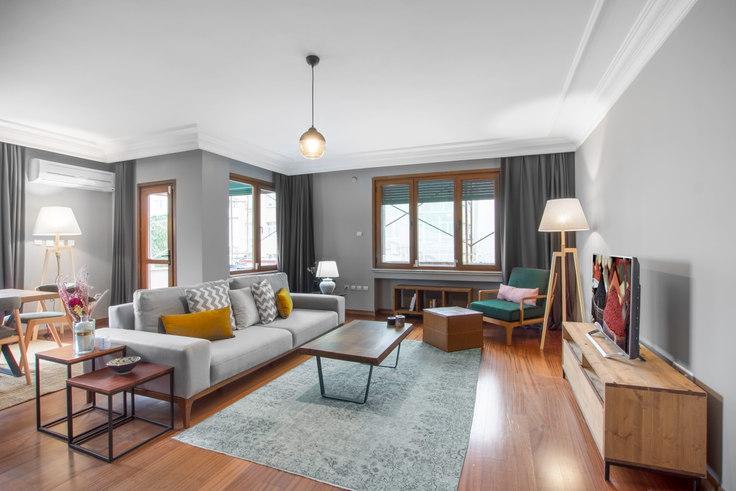 3 bedroom furnished apartment in Kaya - 180 180, Akatlar, Istanbul, photo 1